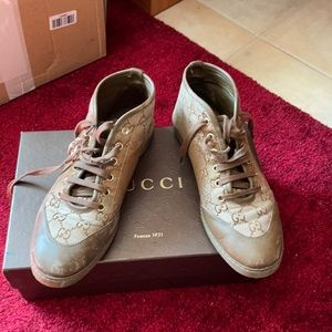 Gucci sneakers bought it 10 years ago - vintage